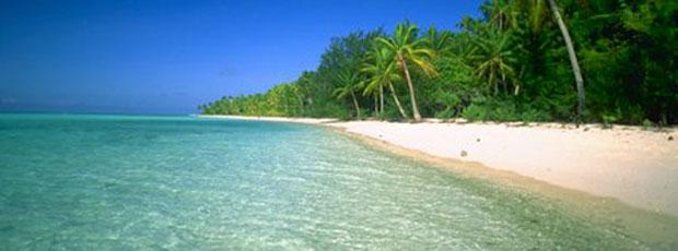 Les plus belles plages du monde se situent … ?