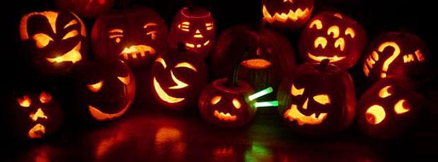 Les navets étaient creusés à la place des citrouilles le jour d'Halloween ?