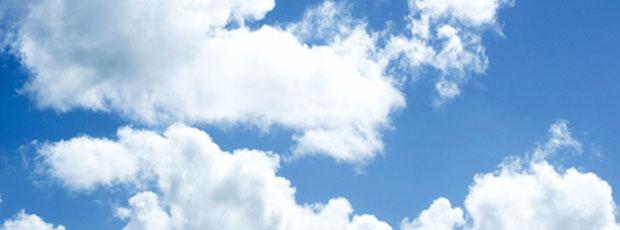 Ce n'est pas parce que la mer est bleue que le ciel l'est également ?