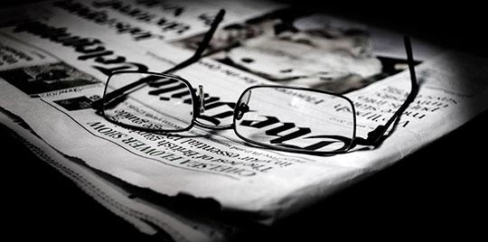lunette-sur-journal