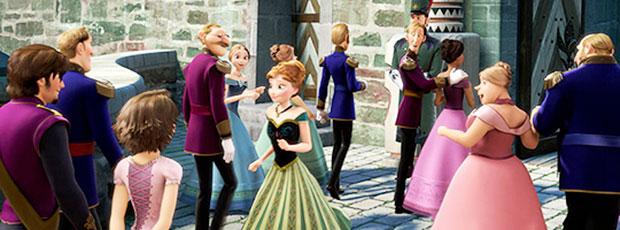 Disney cache des personnages Disney dans ses films ?