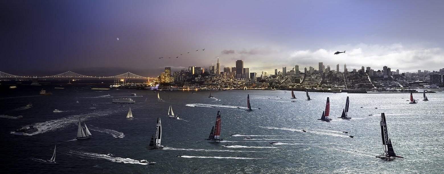 America Cup San Francisco