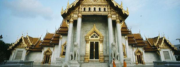 Le nom officiel de la capitale de Thaïlande est : Krung Thep Maha Nakhon Amon?
