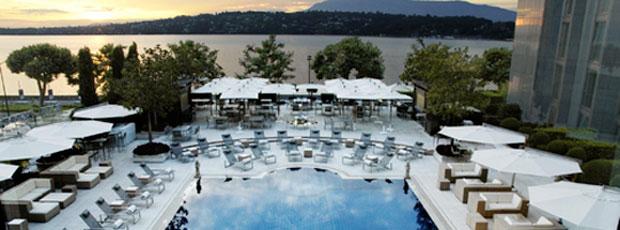 L'hôtel le plus cher du monde se situe à Genève ?