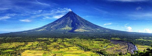 Images insolites : Les volcans