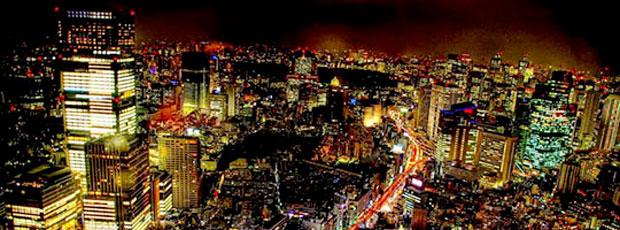 Images insolites : Les grandes métropoles