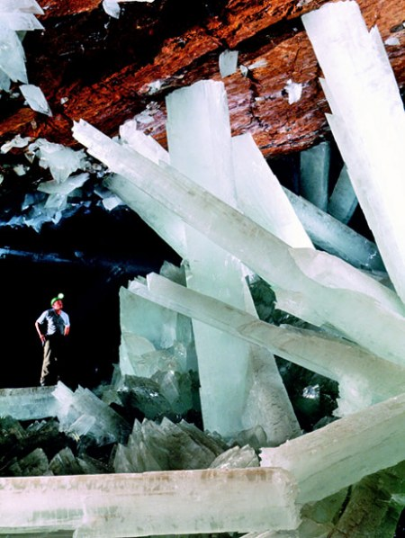 cave de cristal