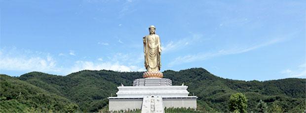 Le Bouddha du Temple de la Source est la statue la plus haute du monde?