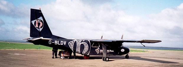 Le vol commercial Westray à Papa Westray est le plus court du monde ?