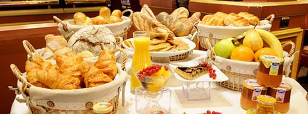 Images insolites : Petit déjeuner du monde