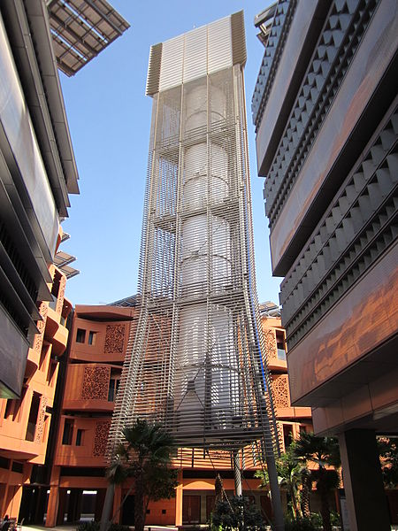Masdar city tour