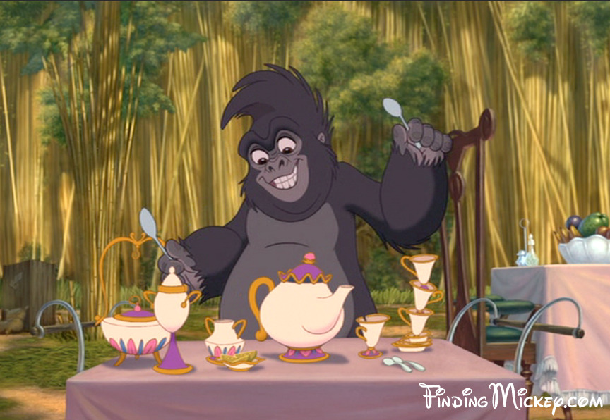 1999 - Tarzan 2